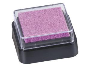 Razítkovací polštářek - světle růžový