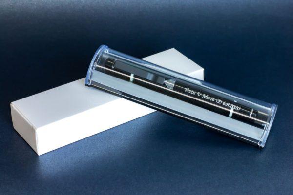 Keramické pero s jménem v dárkové krabičce