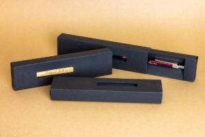 Krabička na propisku - černá